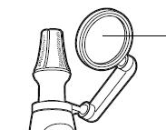 Lupe zu Maniküre-/ Pediküre-Set GT-MP-04