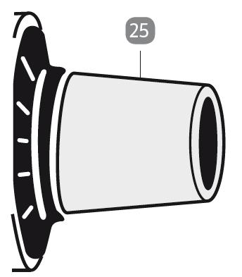 Schaumstofffilter/Nr.25