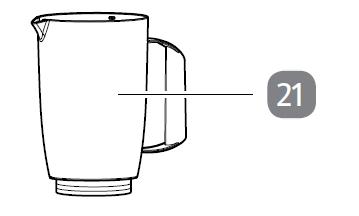 21. Standmixer