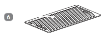 Grillrost/Nr.6 510005038
