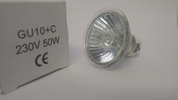 Halogen-Leuchtmittel GU10+C