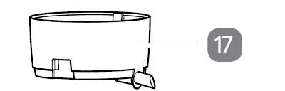 17. Entsafterschüssel