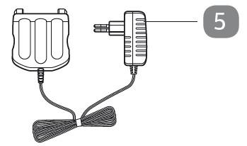 Ladegerät /GT-FS-02 /GT-FS-03