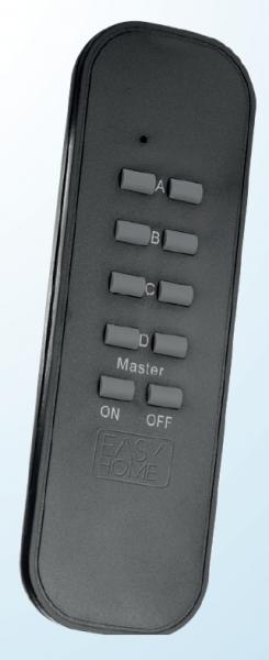 Fernbedienung/GT-4000/schwarz für GT-FSA-05 /11.17