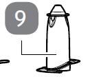 9. Schneidemesser-Einsatz Stahl-Copy